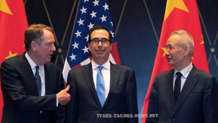 ประเทศสหรัฐฯ เจรจาการค้ากับประเทศจีน เมื่อ 10 วันที่ผ่านมาสหรัฐฯและจีนได้ยกเลิกการเจรจาตามกำหนดการอย่างกะทันหันซึ่งออกแบบมาเพื่อใช้ข้อตกลง