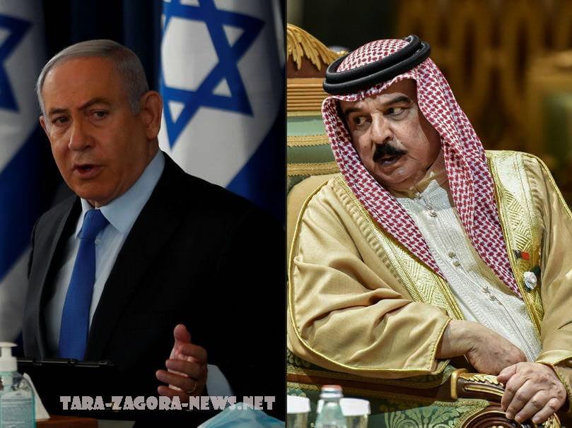 ข้อตกลงสันติภาพ ระหว่างบาห์เรนและอิสราเอล ได้บรรลุข้อตกลงสำคัญเพื่อปรับความสัมพันธ์ของพวกเขาให้เป็นปกติอย่างสมบูรณ์ประธานาธิบดีโดนัลด์ทรัมป์