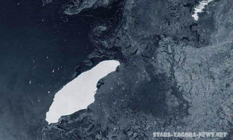ภารกิจทางวิทยาศาสตร์ ในการตรวจสอบยักษ์แช่แข็ง ทีมนักวิทยาศาสตร์ถูกส่งไปยังมหาสมุทรแอตแลนติกใต้เพื่อศึกษาภูเขาน้ำแข็งขนาดยักษ์